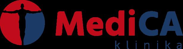 Logo UAB MediCA klinika